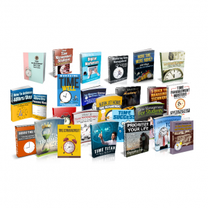 Time Management Guidebook Package Edition (30 Premium Products)