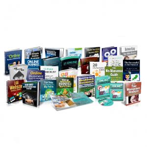 Online Business Guidebook Pack
