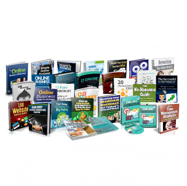Online Business Pack