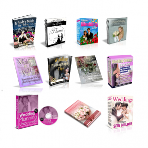 Wedding Planning And Organizing Business Pack