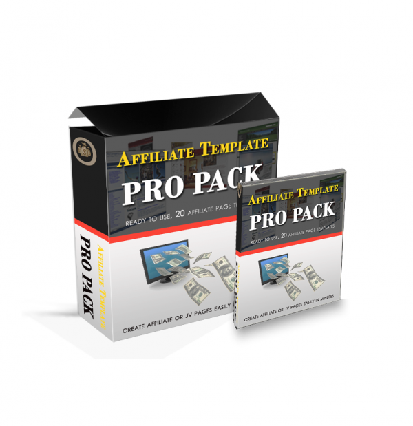 Affiliate Template Pro Pack
