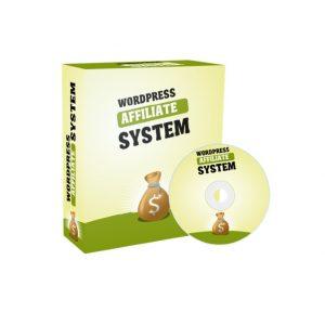 WordPress Affiliate System