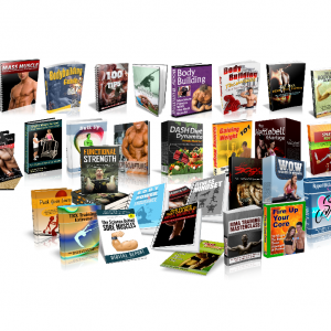 Body Building Guidebook Pack