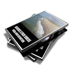 Beaches 1080p HD Stock Video Pack