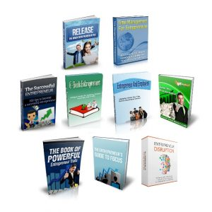 Entrepreneurship Success Pack