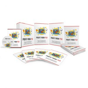Profit From Private Label Rights PLR