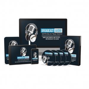 Broadcast Audio With Blog Talk Radio
