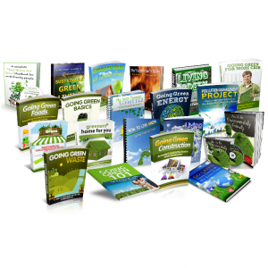 Going Green Package Edition