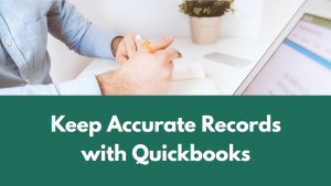 Keep Accurate Records With Quickbooks Training Course