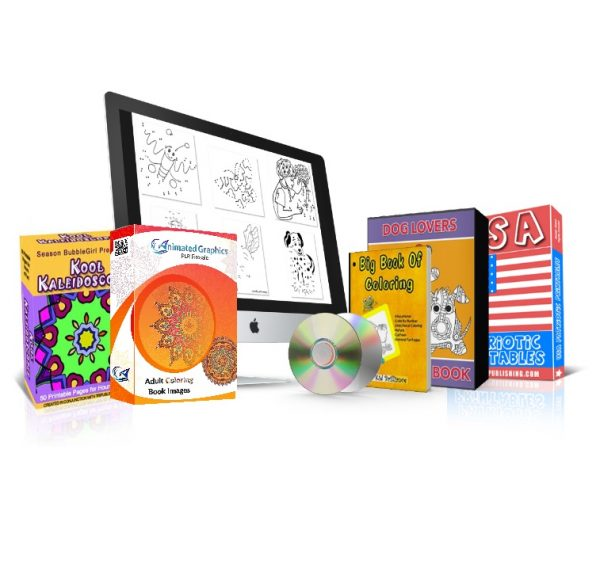 Coloring and Activity Pack