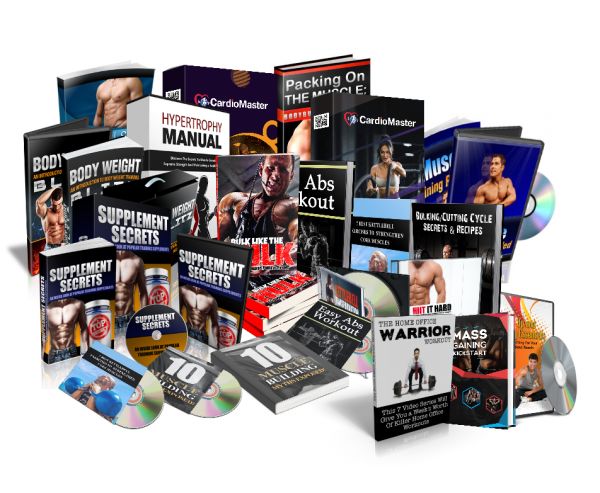 Muscle Building Package Edition